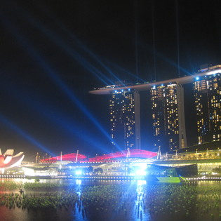 Marina Bay Sands, Singapore, Singapore