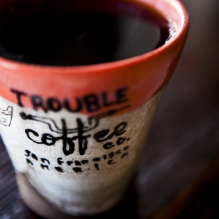 Trouble Coffee Company, San Francisco, California