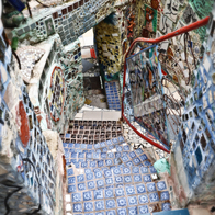 Philadelphia's Magic Gardens, Philadelphia, Pennsylvania