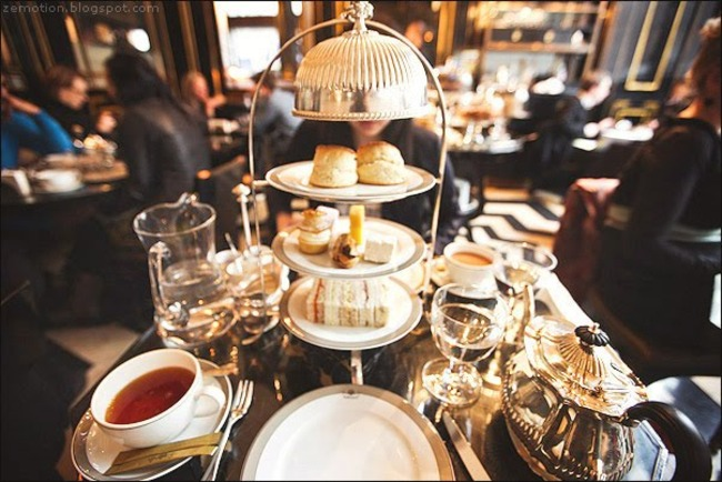 The Wolseley, London, United Kingdom