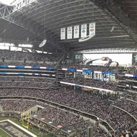Cowboys Stadium, Arlington, Texas