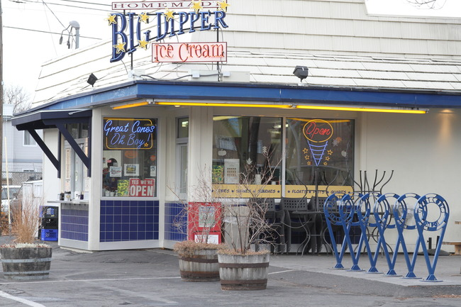 Big Dipper Ice Cream, Missoula, Montana