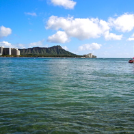 Waikīkī Beach, Honolulu, Hawaii