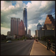 Congress Avenue Bridge, Austin, Texas