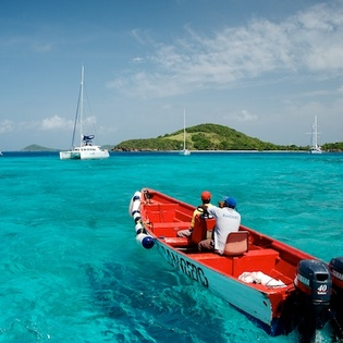 Tobago Cays, Grenadines, Saint Vincent and the Grenadines