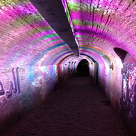 Ganzenmarkt Tunnel, Utrecht, The Netherlands