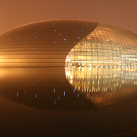 National Centre for the Performing Arts, Beijing, China