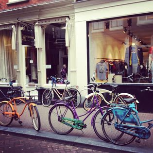 "Ondernemersvereniging ""De9straatjes"", Amsterdam, The Netherlands"