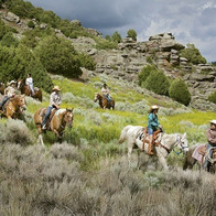 The Lodge & Spa at Brush Creek Ranch, Saratoga, Wyoming