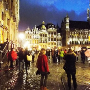 Grand-Place, Brussels, Belgium