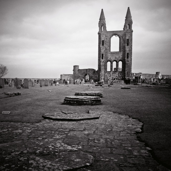 St Andrews Cathedral, Saint Andrews, United Kingdom