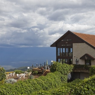 Kerio View Hotel, Rift Valley, Kenya