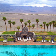Furnace Creek Inn, DEATH VALLEY, California