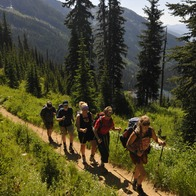 Mountain Trek Fitness & Weight Loss Retreat, Ainsworth Hot Springs, Canada
