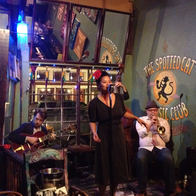 The Spotted Cat Music Club, New Orleans, Louisiana