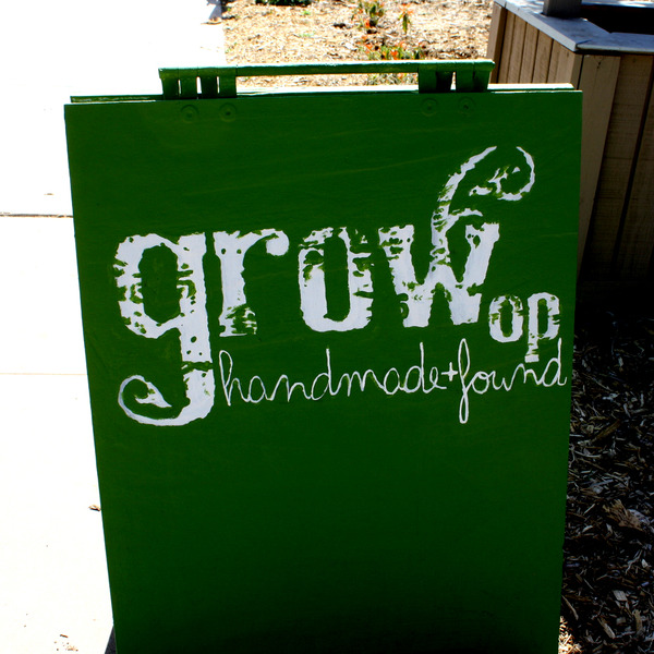 GROWop Handmade + Found, Phoenix, Arizona