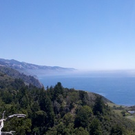 Nepenthe, Big Sur, California