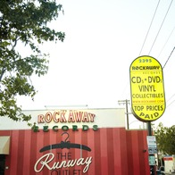 Rockaway Records, Los Angeles, California