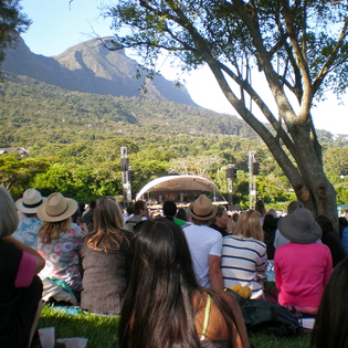 Kirstenbosch National Botanical Garden, Cape Town, South Africa