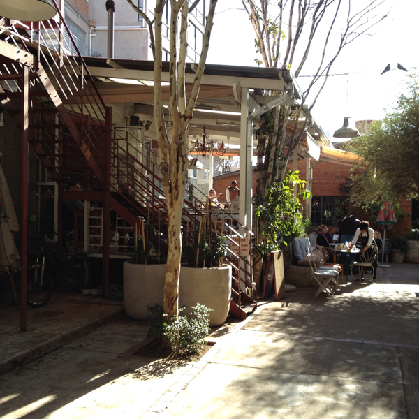 Salvationcafe, Johannesburg, South Africa