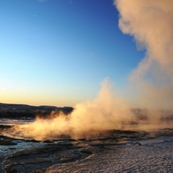 Geysir, South, Iceland
