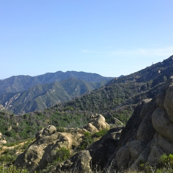 Ventana Wilderness, Greenfield, California