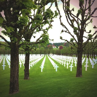 Meuse-Argonne American Military Cemetery and Monument, Romagne-sous-Montfaucon, France