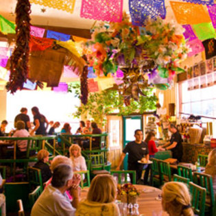 Cafe Pasqual's, Santa Fe, New Mexico