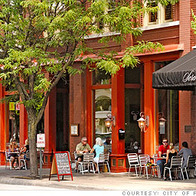 Local Eateries, Franklin, Tennessee
