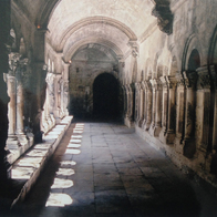Cloister of Saint Trophime, Arles, France