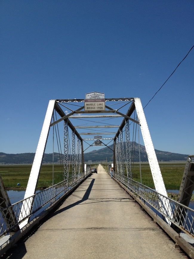 Marble Lane Bridge, Beckwourth, California