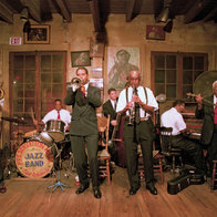Preservation Hall, New Orleans, Louisiana
