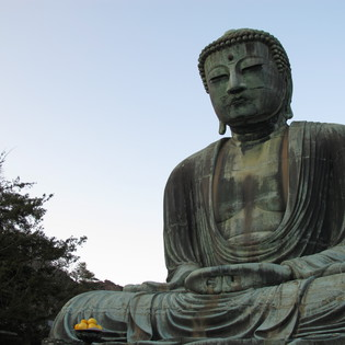 Kōtoku-in, Kamakura, Japan