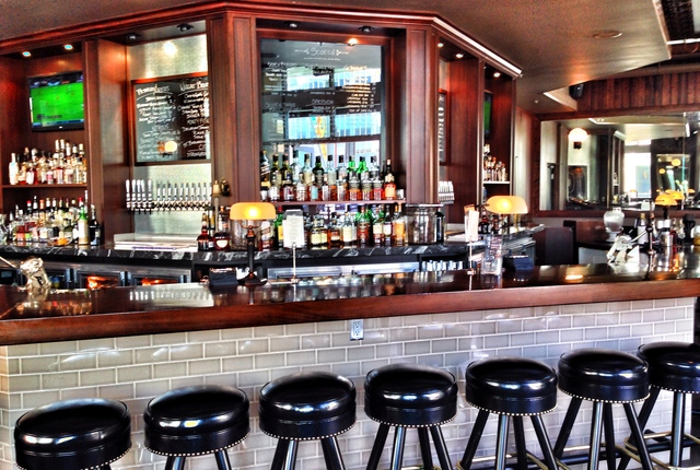 The Stave Bar In Long Beach Ca