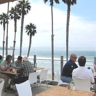 Caroline's Seaside Cafe, San Diego, California