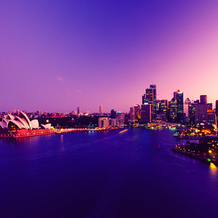 Sydney Harbour Bridge, Milsons Point, Australia
