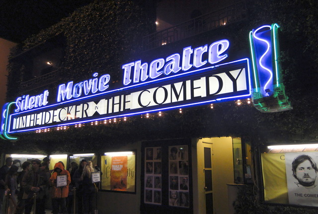 The Cinefamily, Los Angeles, California