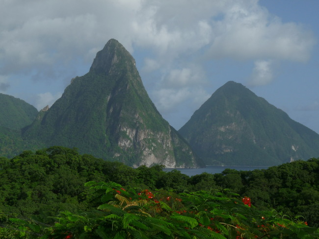 Anse Chastanet, Soufriere, St Lucia