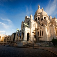 Basilique du Sacre Coeur, Paris, France