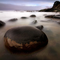 Bowling Ball Beach, Point Arena, California