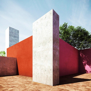 Casa Luis Barragán, Mexico City, Mexico