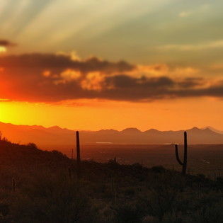 Gates Pass, Tucson Mountains, Tucson, Arizona