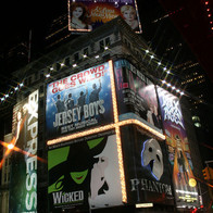 Theater District - Times Square, New York, NY, New York, New York