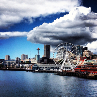 Seattle Day Trip: Bainbridge Island