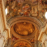 Saint Ignatius Church, Rome, Italy