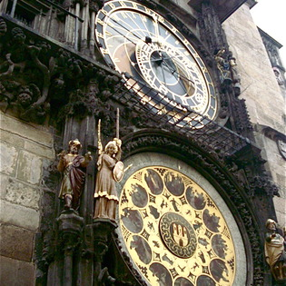 Pražský orloj, Prague, Czech Republic