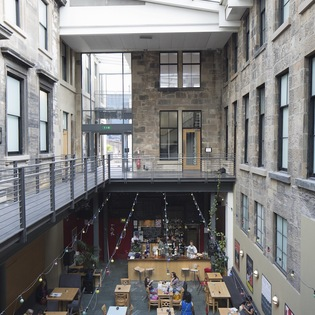 Centre for the Contemporary Arts, Glasgow, United Kingdom