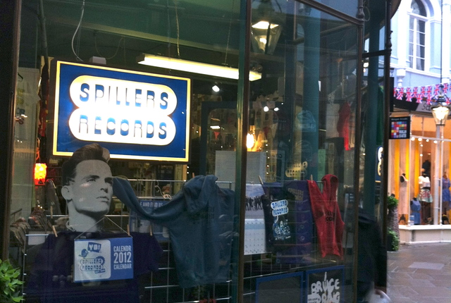 Spillers Records, Cardiff, United Kingdom