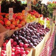 Ballard Sunday Farmers Market, Seattle, Washington