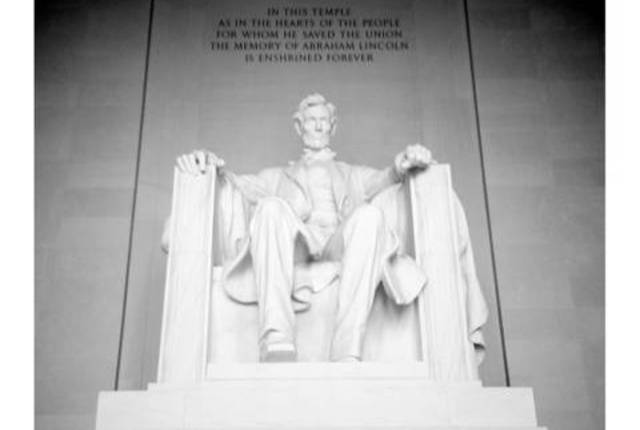 Lincoln Memorial, Washington, District of Columbia